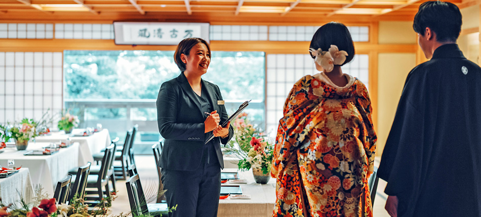 LSTウエディング 京都に住まう和婚プランナーブログ