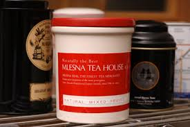 MLESNA  TEA  HOUSE  KYOTO