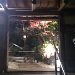 粟田山荘さん