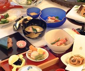 日本の和食、世界へ