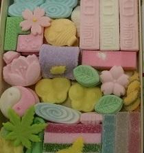 京のお干菓子