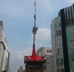 祇園祭 山鉾巡行 神幸祭