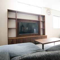 家具のお届け TVボード