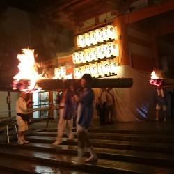 祇園祭 神輿洗い