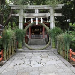祇園祭 疫神社夏越祭