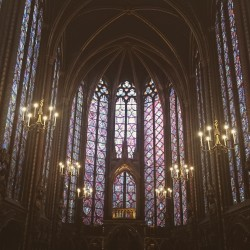 Paris の素敵  Ste-chapelle