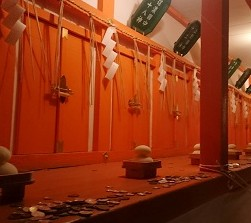 吉田神社さん 節分祭