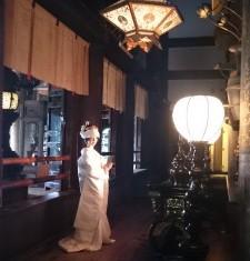 清水寺での撮影