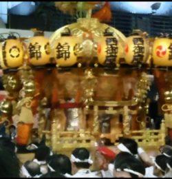 祇園祭 2017年 神輿渡御