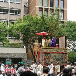 祇園祭 2017年 山鉾巡行