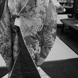 ブライダルフェアの衣装