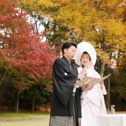 お客様より 京都結婚式