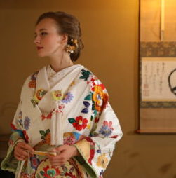 LST着物撮影③ 京都結婚式