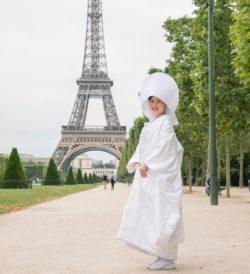 LST Design KIMONO in Paris