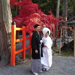 ご結婚式 京都