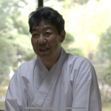 豊国神社 大島大直さん