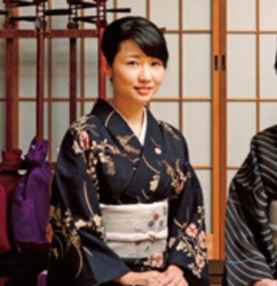 箏曲家  野田 友紀さん