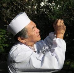 京料理さくらい 櫻井武清さん