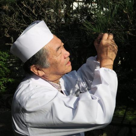 京料理さくらい 櫻井 武清さん