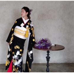LST Design Kimono  京都結婚式