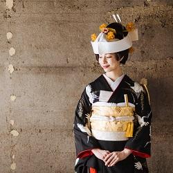 和装・鬘&洋髪体験会 京都結婚式