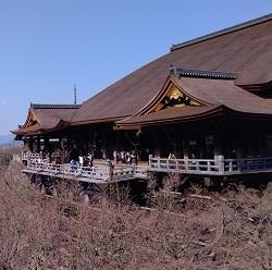 清水寺さん ご本堂