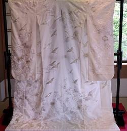 丹庵 和装の撮影 京都結婚式