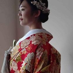 キモノを楽しむ 京都結婚式