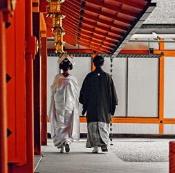 お二人・ご家族での挙式をお考えのお客様へ 京都結婚式