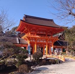京都 上賀茂神社さん