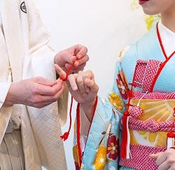 婚約式「結い紐の儀」 ~LST WEDDING~