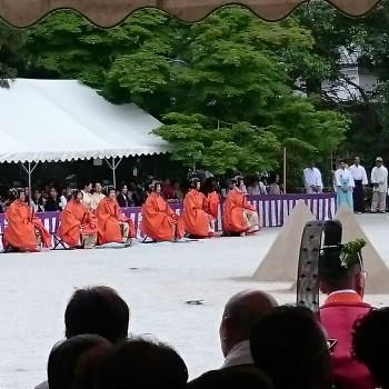 上賀茂神社 勅祭「賀茂祭」