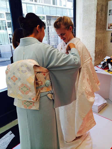 OATSURAE展 2日目 in Paris