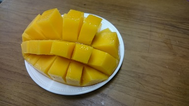 マンゴーの贈り物