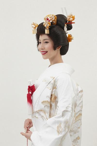 和装&鬘・洋髪体験会 京都結婚式