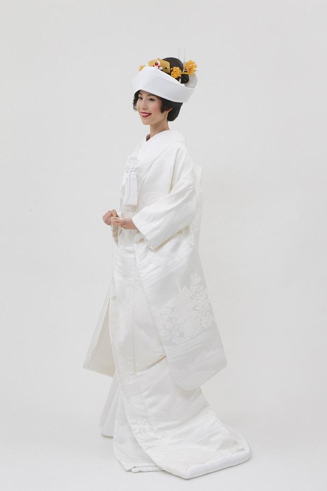 和装 鬘&洋髪体験会 京都結婚式