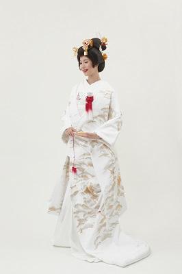 和装鬘&洋髪体験会 京都結婚式