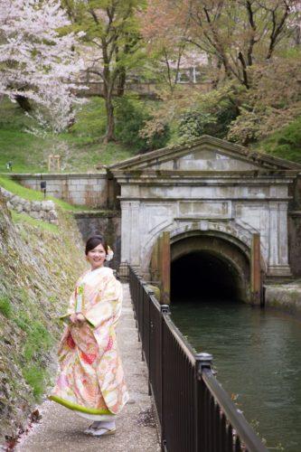 琵琶湖疏水 撮影