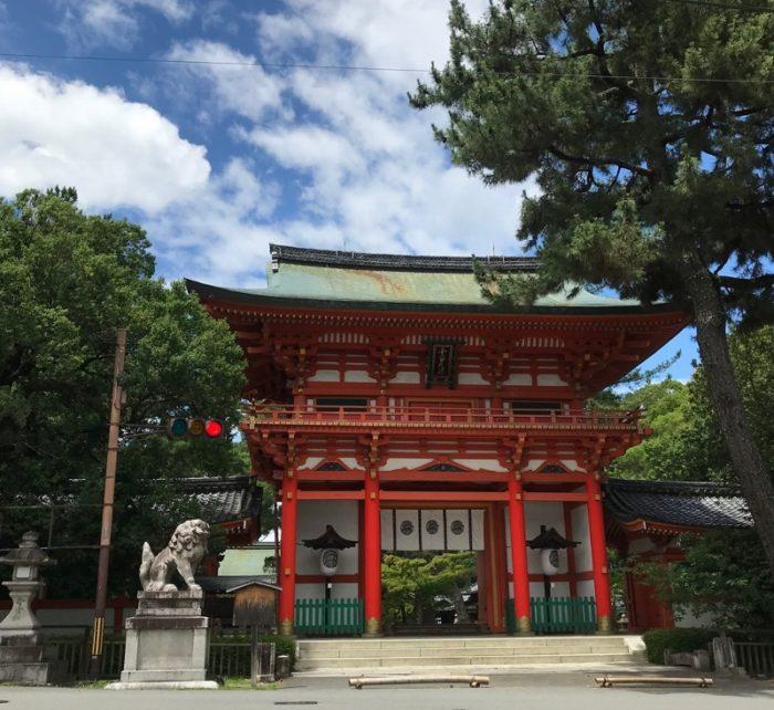 今宮神社さんの撮影