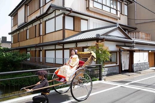 祗園土井 料亭wedding fair 京都結婚式