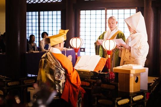 ご結婚式(知恩院・ストラーダ)
